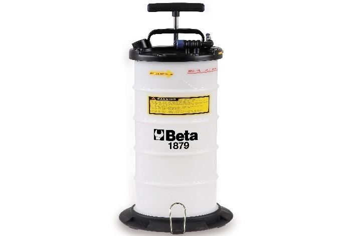 Beta afzuigapparaat 1879