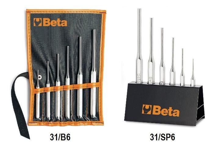 Beta pendrijverset 2-8 mm 31/B6