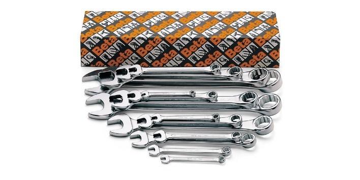14 ringsteeksleutels 6-24 mm