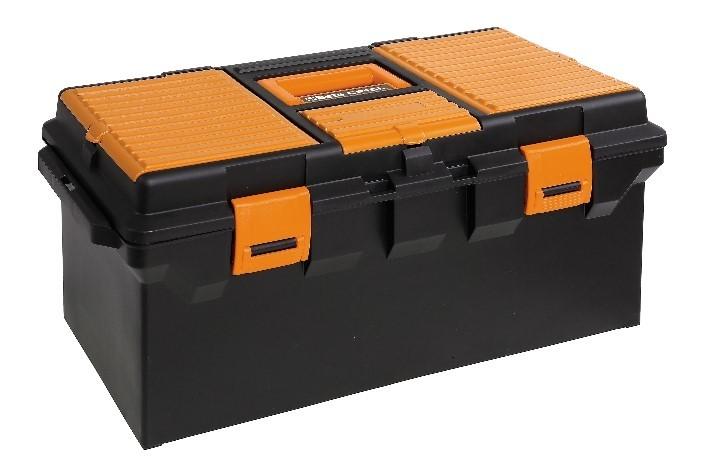 Beta gereedschap koffer leeg met inlegbak en vak CP15L