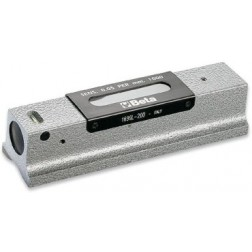 20 cm aswaterpas tot 0.05 mm/m of 0.02 mm/m
