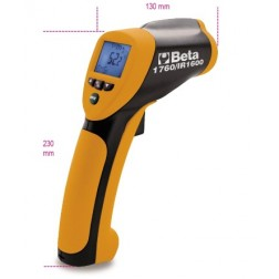 infrarode thermometer met laser systeem