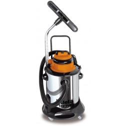 inox 1350W waterzuiger / stofzuiger 50 liter