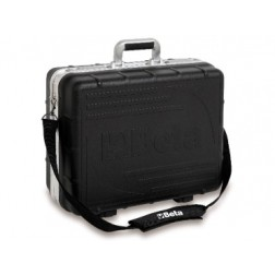 stevige PP / aluminium koffer