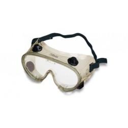 volledige veiligheidsbril helder glas
