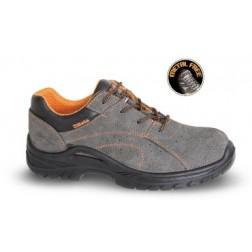 zachte suede schoenen metaal-vrij