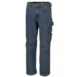 Beta 7525  werkbroek stretch Denim spijkerbroek