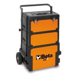 Beta C42H 3-delige gereedschapstrolley
