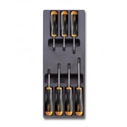 7 Torx schroevendraaiers T6 T7 T8 T9 T10 T15 T20